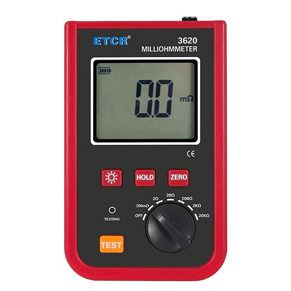 ETCR3620毫欧计,广州市铱泰电子科技有限公司