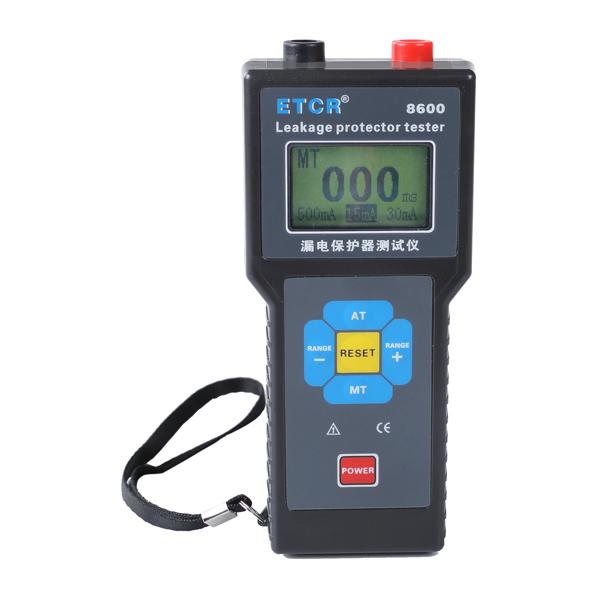 ETCR8600漏电保护器测试仪-漏电保护器测试仪-铱泰电子科技