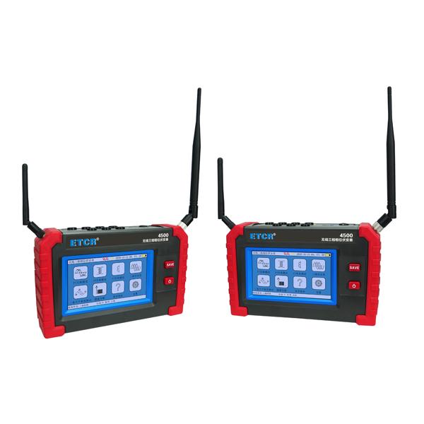 ETCR4500无线三相相位伏安表