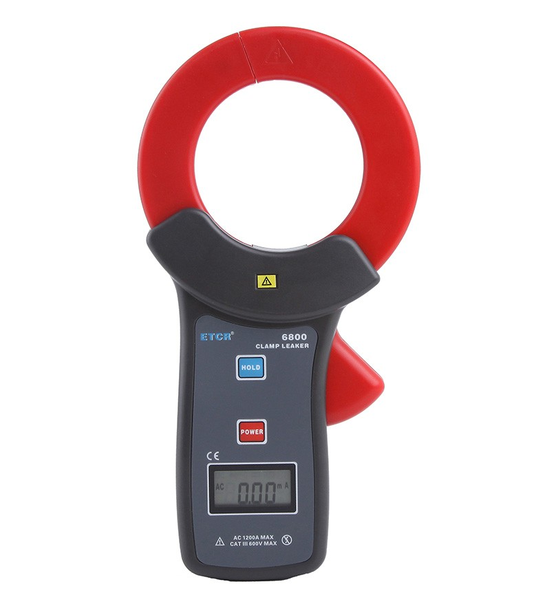 ETCR6800 Clamp Leakage Current Meter-ETCR