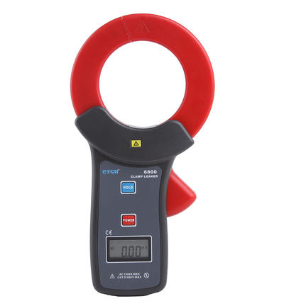 ETCR6800 Clamp Leakage Current Meter