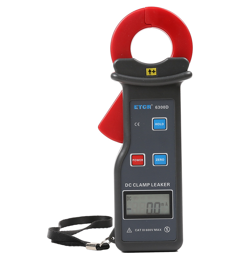 ETCR6300D DC Clamp Leakage Current Meter