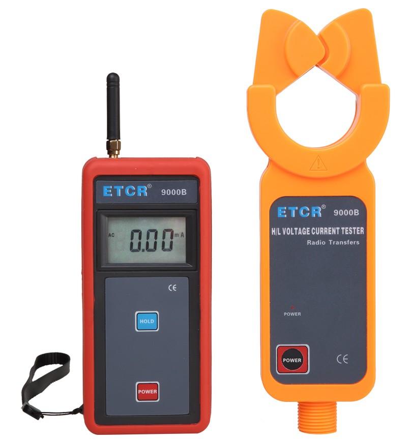 ETCR9000B无线高低压钳形电流表-高压测试仪表-铱泰电子科技