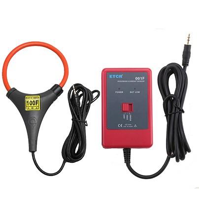 ETCR001F-100F柔性线圈电流传感器(带积分器)-柔性线圈电流传感器-铱泰电子科技