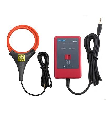 ETCR001F-200F柔性线圈电流传感器(带积分器)-柔性线圈电流传感器-铱泰电子科技