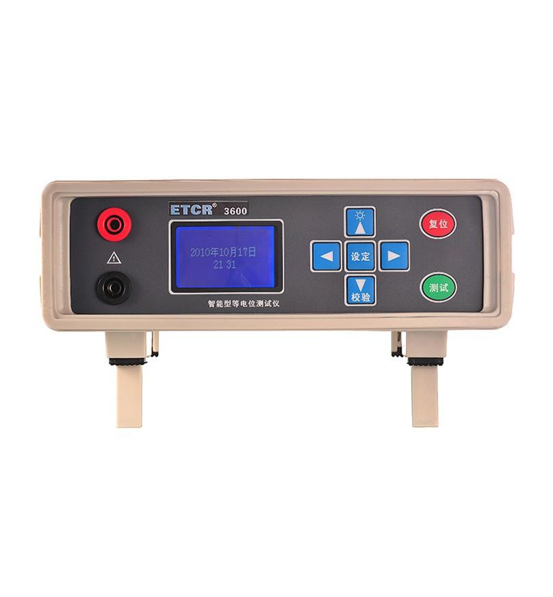 ETCR3600智能型等电位测试仪-防雷装置检测仪表-铱泰电子科技