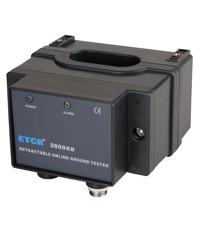 ETCR2800KB Split-core Ground Resistnace Detector