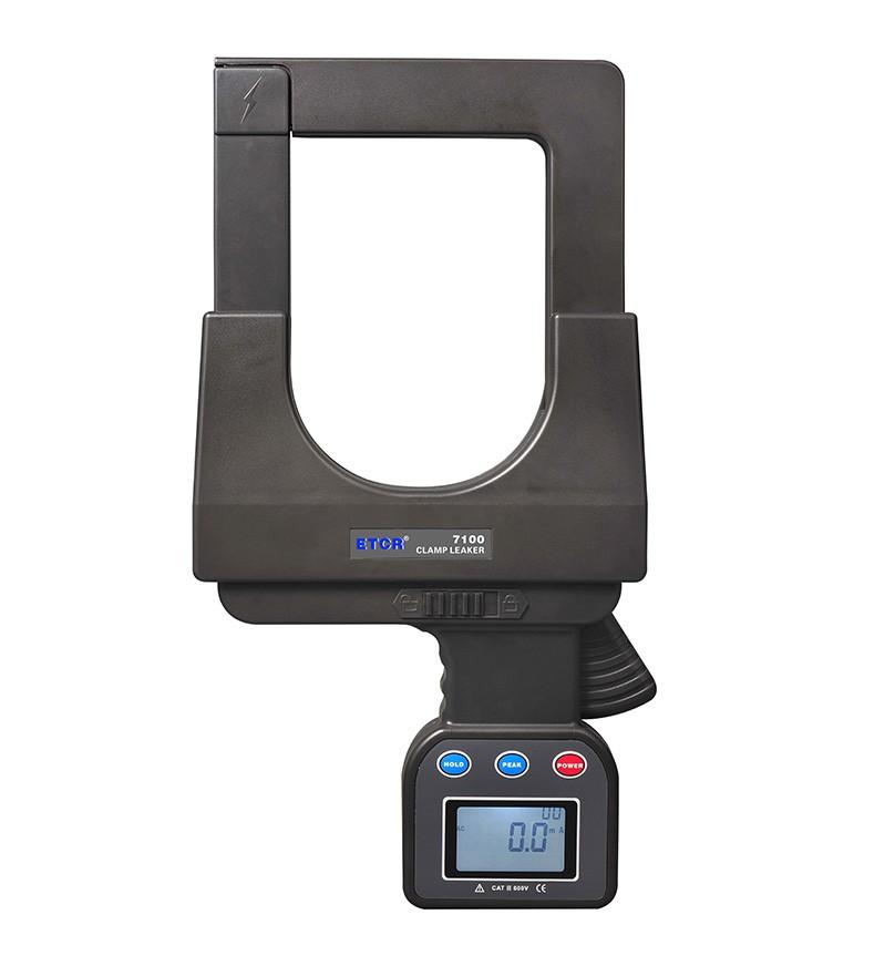 ETCR7100超大口径钳形漏电流-钳形电流表-铱泰电子科技