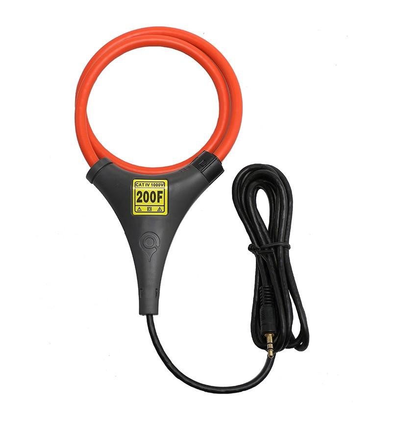 ETCR200F柔性线圈电流传感器-柔性线圈电流传感器-铱泰电子科技