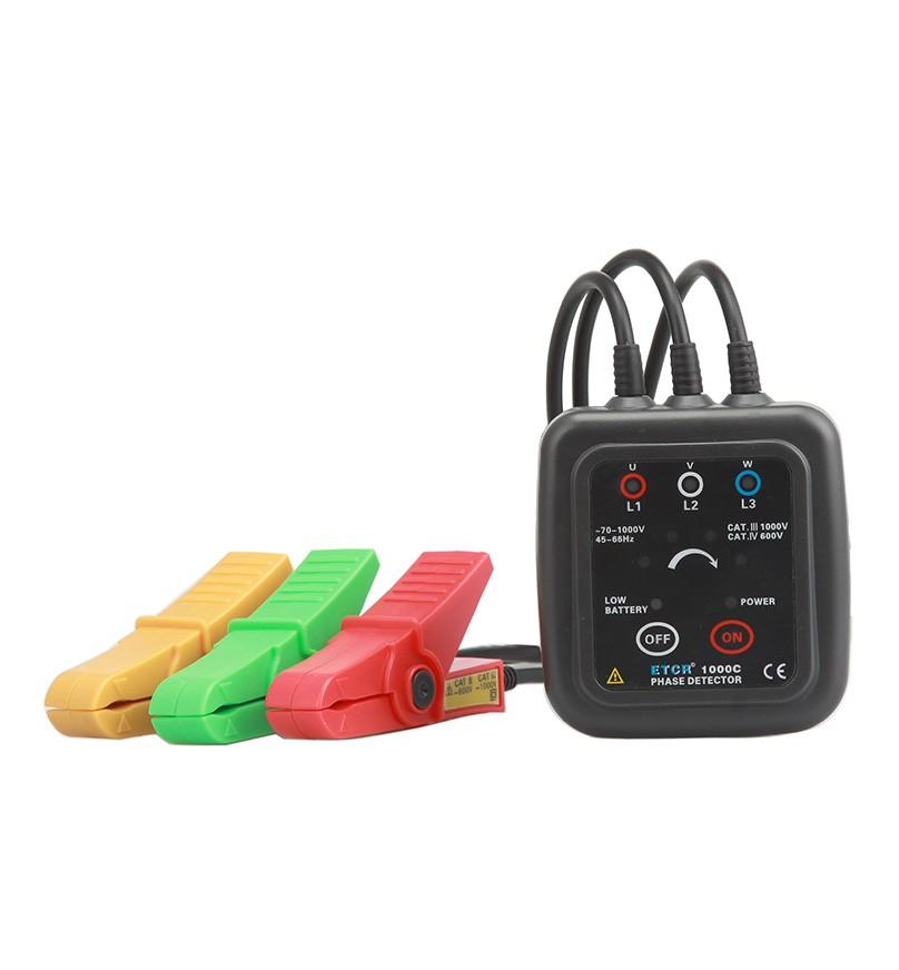 ETCR1000C非接触相序表-电力测试仪表-铱泰电子科技