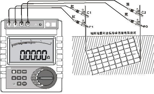 ETCR3700B智能型等电位测试仪