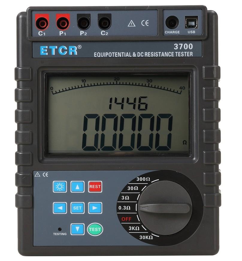 ETCR3700智能型等电位测试仪-防雷装置检测仪表-铱泰电子科技